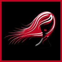 HairColorCode logo in black