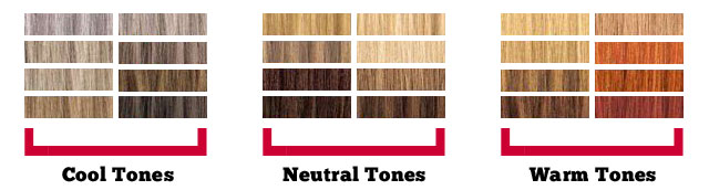 Hair Color Shades A Selection Guide
