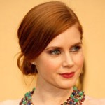 Amy Adams with red hair