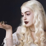 Anne Hathaway White Hair Color