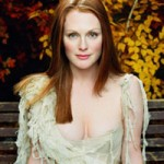 Julianne Moore with red hair