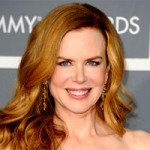 Nicole Kidman with red hair