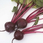 Color your hair red with beetroot