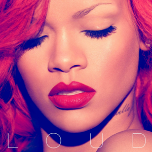 Rihanna went for a bold red on her Loud album cover. We think this worked well.